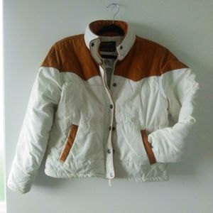 Jackets & Blazers - Retro puffer jacket